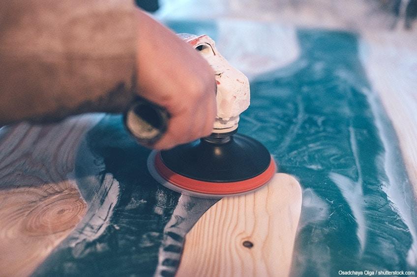 Polishing resin tutorial