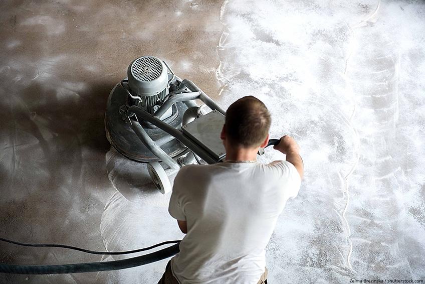 epoxy resin floor