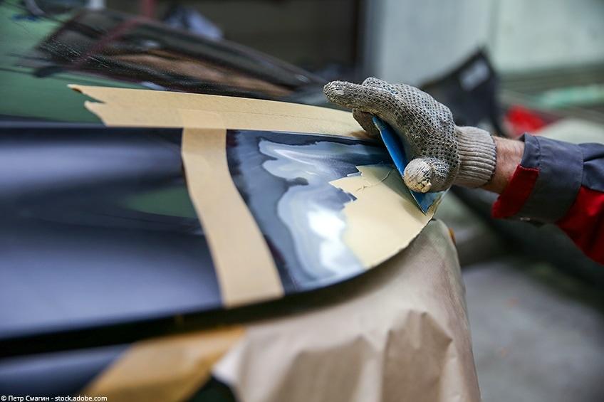 baton mastic epoxy