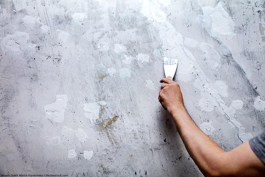 epoxy concrete filler