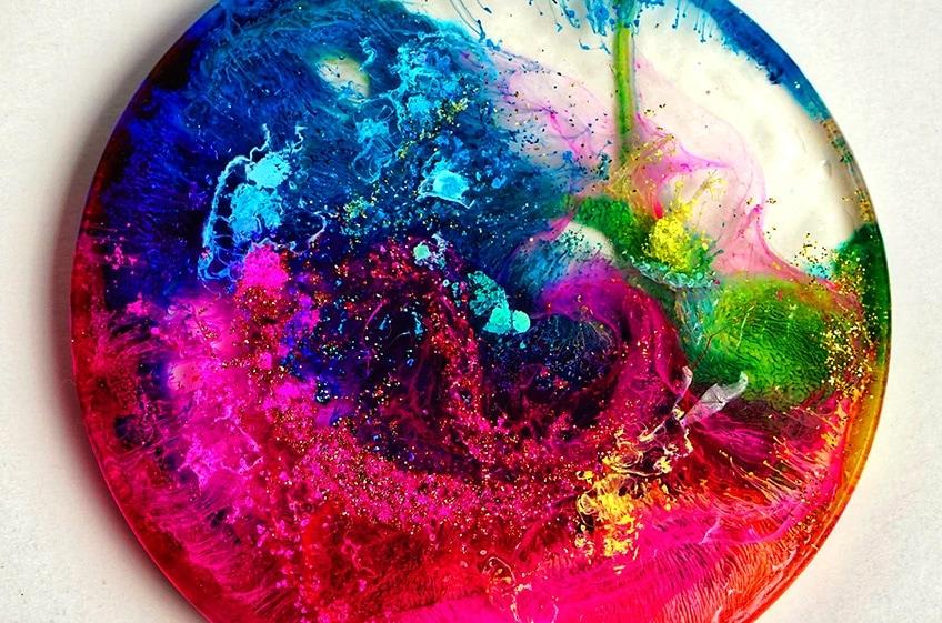 resin petri dishes