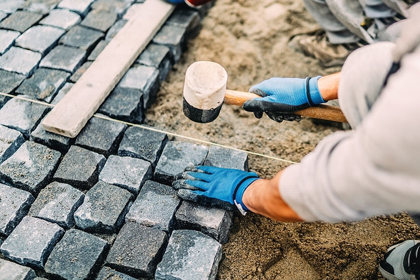 Epoxy Grout for Paving Stones - Creating Professional Pavement Joints