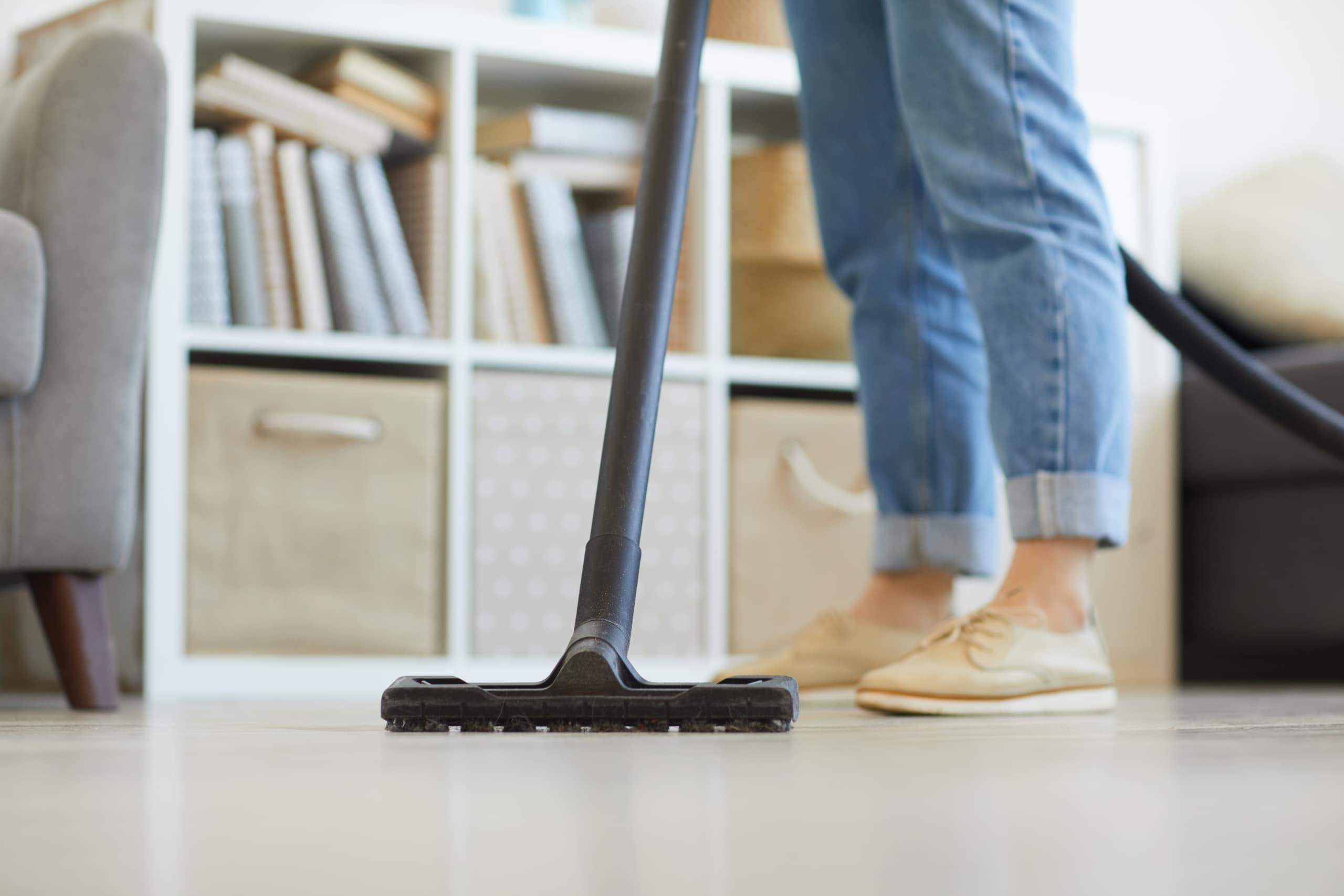 epoxy floor maintenance