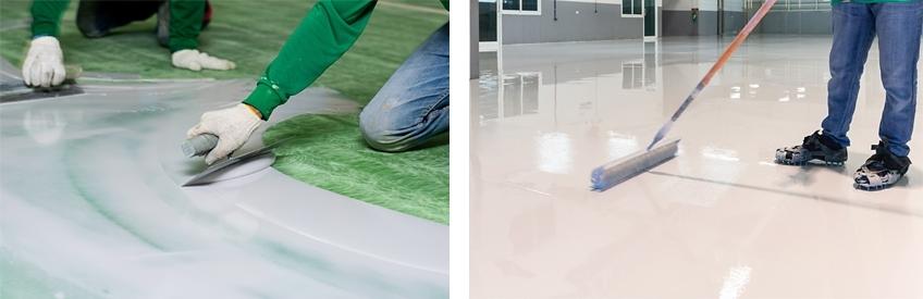 epoxy floor cost