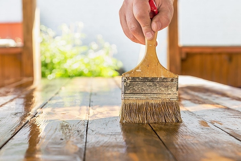Best Waterproof Wood Finish How To