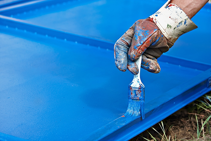 Best Paint For Metal What To, What Is The Best Paint To Use On Outdoor Metal