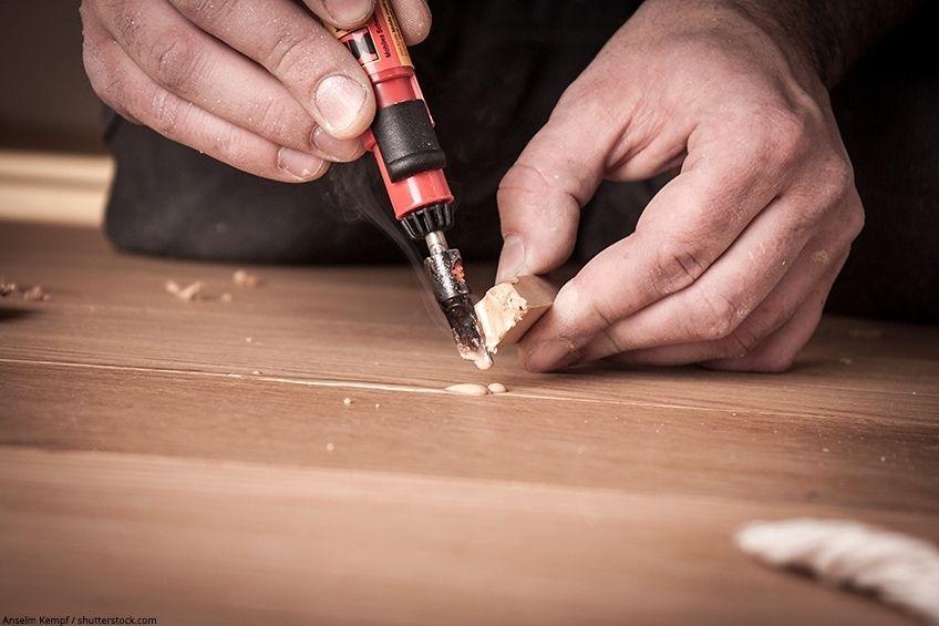 liquid wood filler