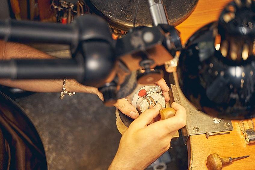 Applying Jewelry Adhesive
