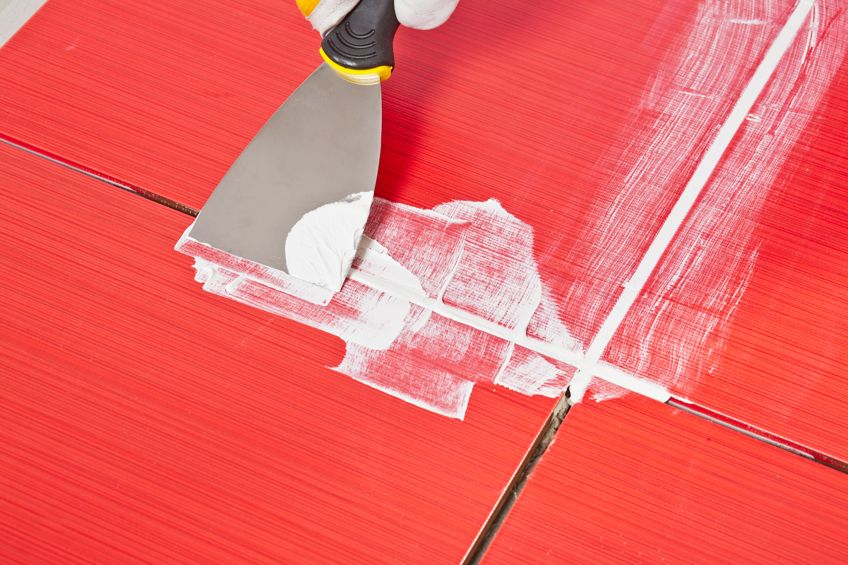 How to Seal Floor Tile Grout