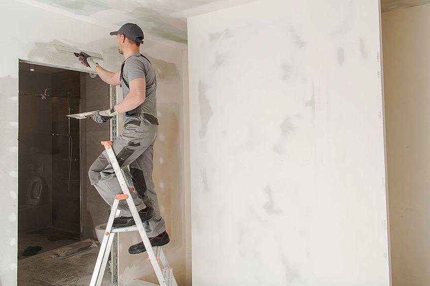 Preparing for Drywall Sealer