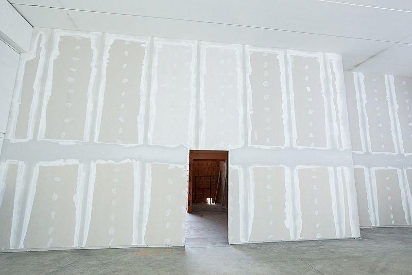 Primer for New Drywall