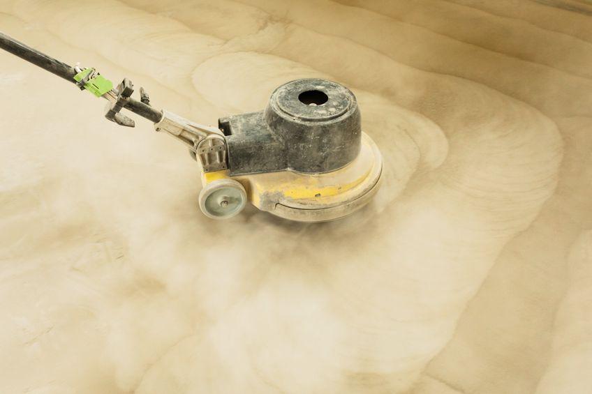 Concrete Floor Sander