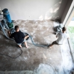 How to Sand Concrete