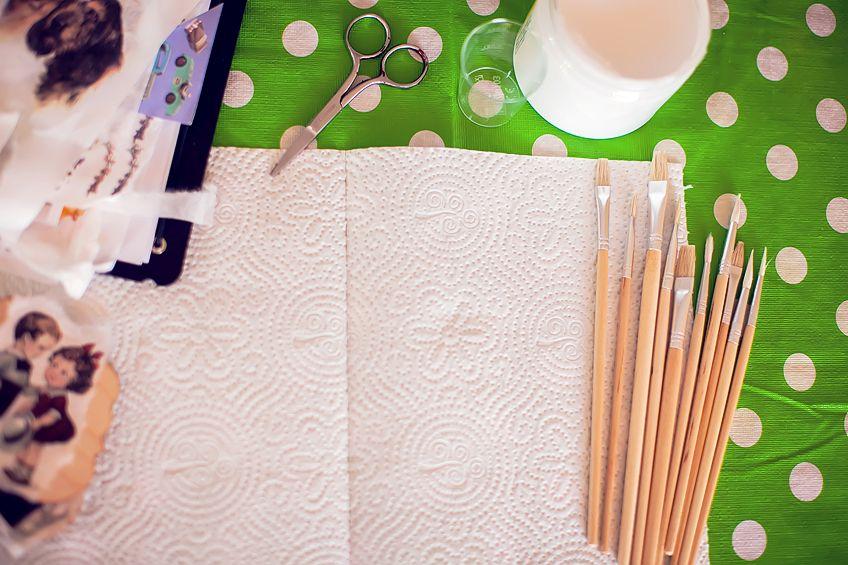 Decoupage Art Supplies